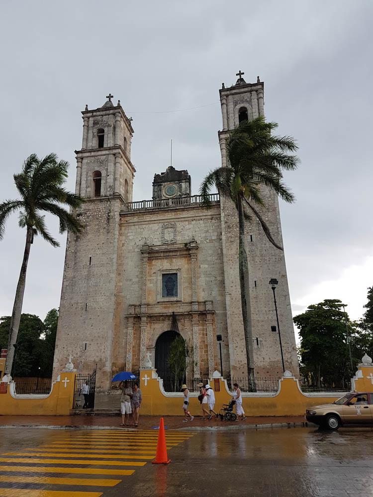 VALLADOLID: Iglesia de San Servacio