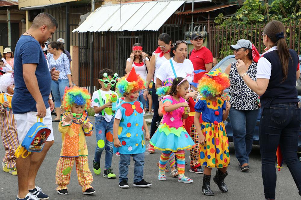 Costa Rica: Unabhängigkeitstag und meine Highlights