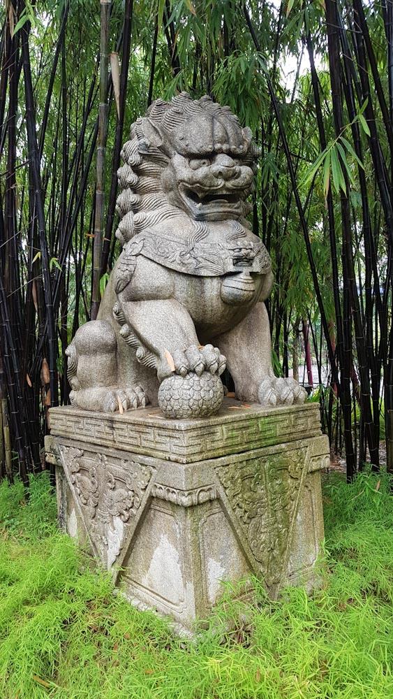 Singapore Gardens by the bay Gewächshäuser-19