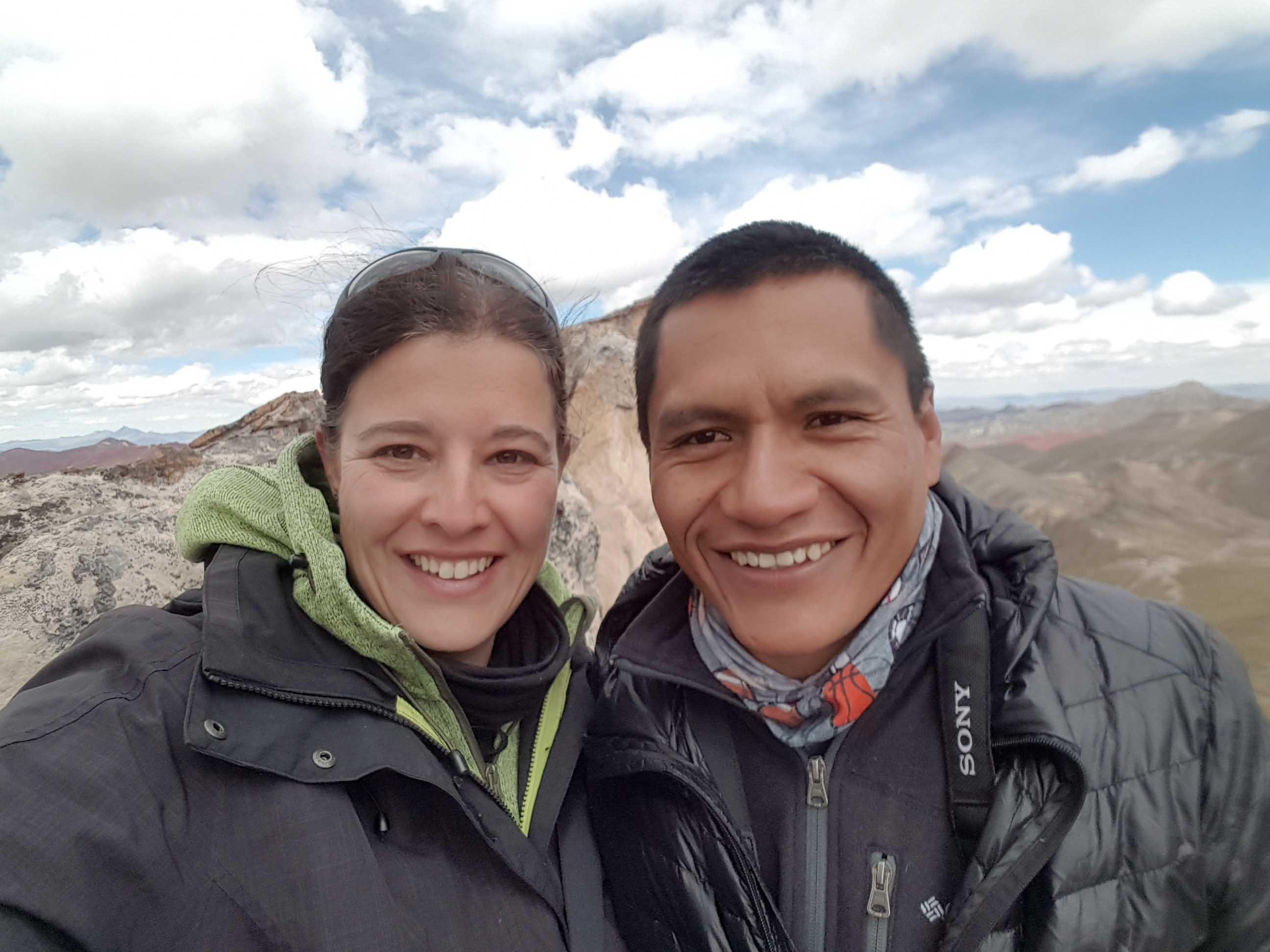 PERU: neue Freunde