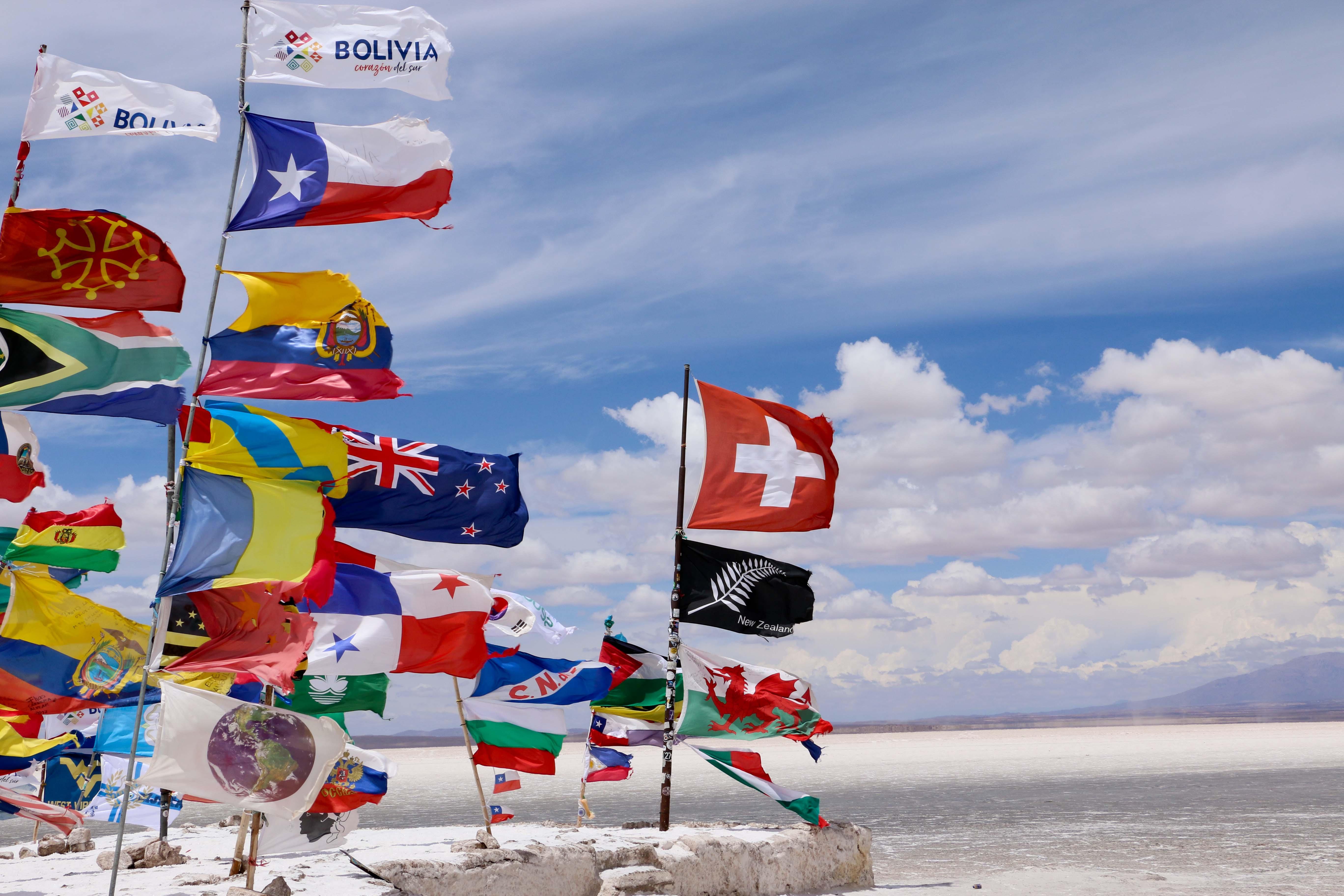 BOLIVIEN: Salar de Uyuni