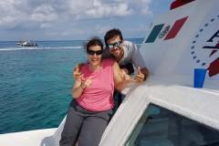 MEXIKO: Tauchen mit Yannick