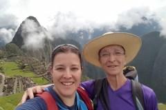 PERU: Machu Picchu mit meiner Mutter