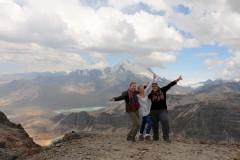 BOLIVIEN: «Spaziergang» auf 4000 MüM